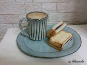 TORAYA CAFĒ・AN STAND のあんサンド