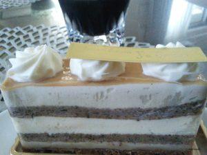 Yu Sasageの紅茶のケーキ