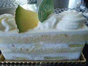 Yu Sasageのメロンのショートケーキ