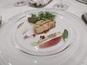 テラスレストラン「海の星 Etoile de la mer」の前菜