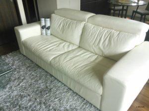 我が家のソファー