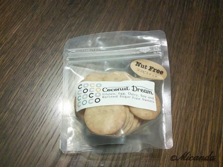 Coconut Dreamさんの「ココビスケット」