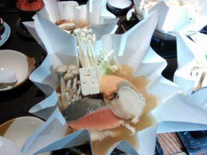 「函館・沙羅の月」の海鮮丼