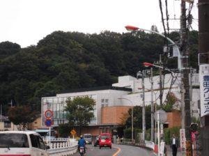生田緑地ばら苑に向かう途中にある藤子・F・不二雄ミュージアム