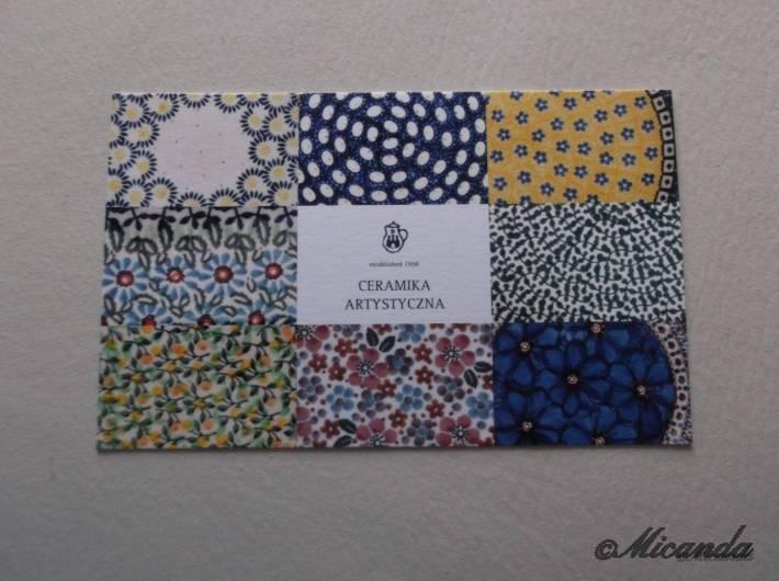 CERAMIKA(セラミカ)青山ショップのショップカード