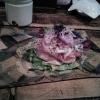 新百合ヶ丘・がらがらで生姜料理食べました