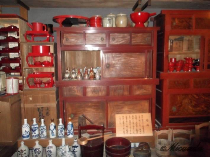 お茶屋『志摩』の台所2