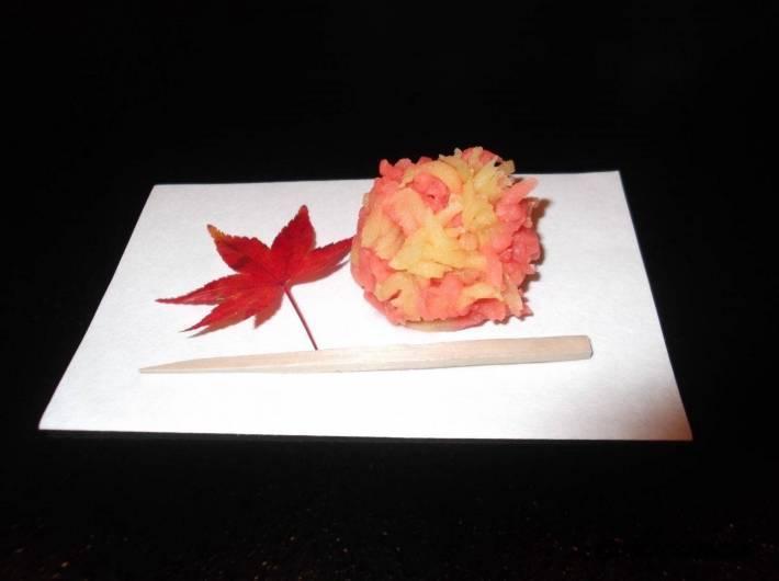 お茶屋『志摩』のお菓子