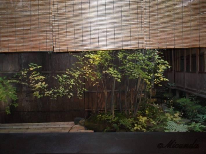 お茶屋『志摩』の茶室2