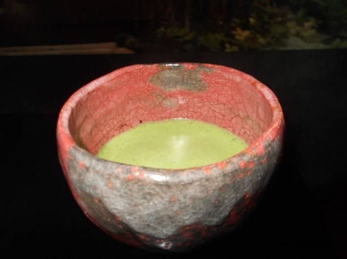 お茶屋『志摩』の抹茶