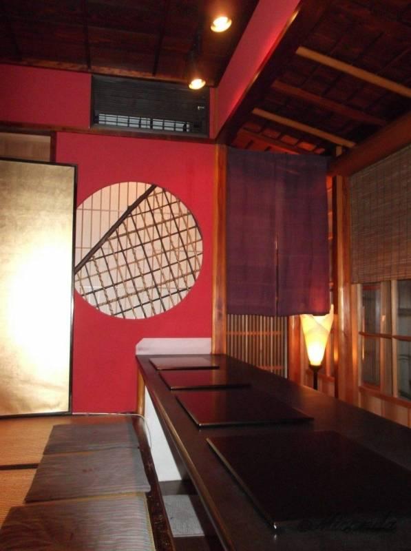 お茶屋『志摩』の茶室