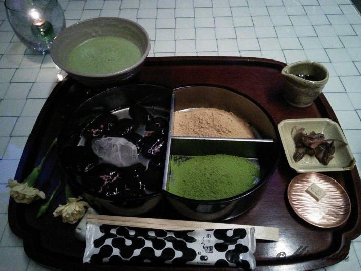厨菓子くろぎの蕨もち2