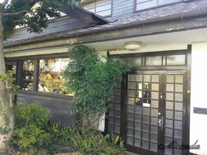 TUTUJI CAFEの外観2