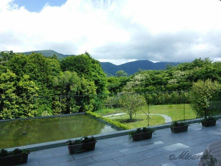 ザ・ひらまつ ホテルズ&リゾーツ仙石原から見える風景1