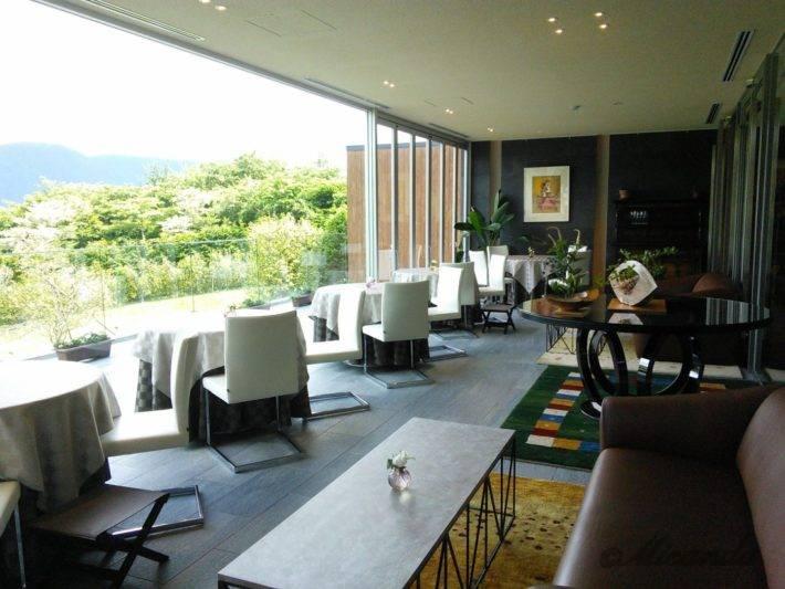 ザ・ひらまつ ホテルズ&リゾーツ仙石原から見える風景2